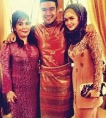 Siti Nurhaliza dan Datin Tengku Zawiyah